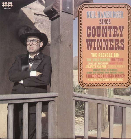 Neil Hamburger - Sings Country Winners