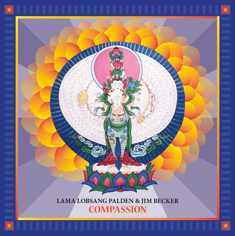 Lama Lobsang Palden & Ji - Compassion