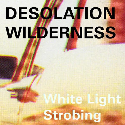 Desolation Wilderness - White Light Strobing