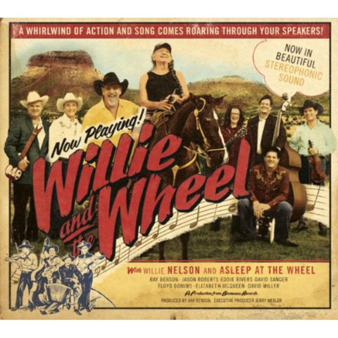 Willie Nelson - Willie And The Wheel