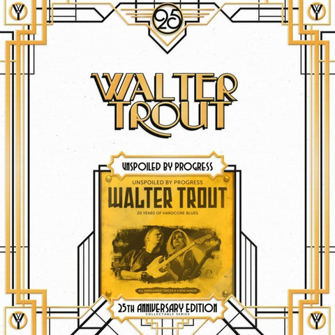 Walter Trout - Unspoiled By Progress..