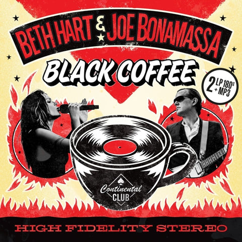 Beth Hart & Joe Bonamass - Black Coffee