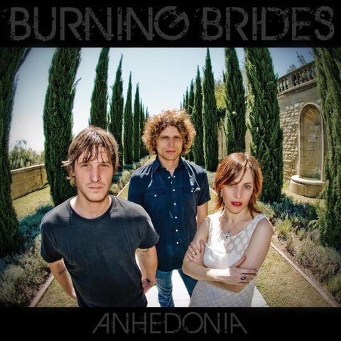 Burning Brides - Anhedonia