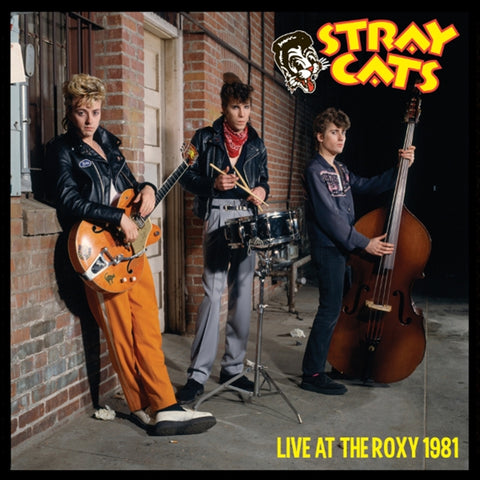 Stray Cats - Live At The..