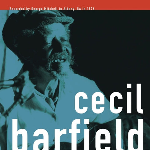 Cecil Barfield - George Mitchell..