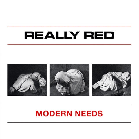 Really Red - Modern Needs