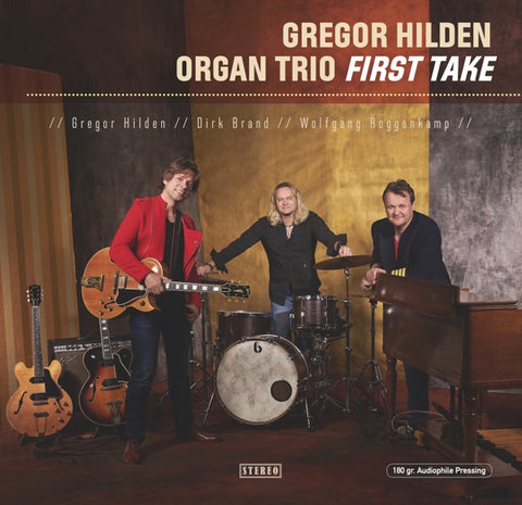 Gregor Organ Trio Hilden - First Take