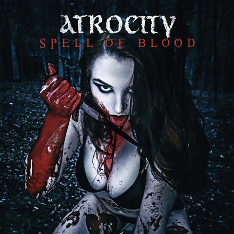 Atrocity - Spell Of Blood/ Blue..