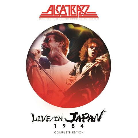 Alcatrazz - Live In..