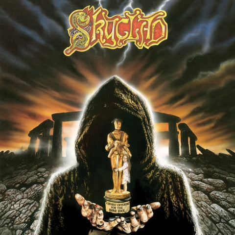 Skyclad - A Burnt..
