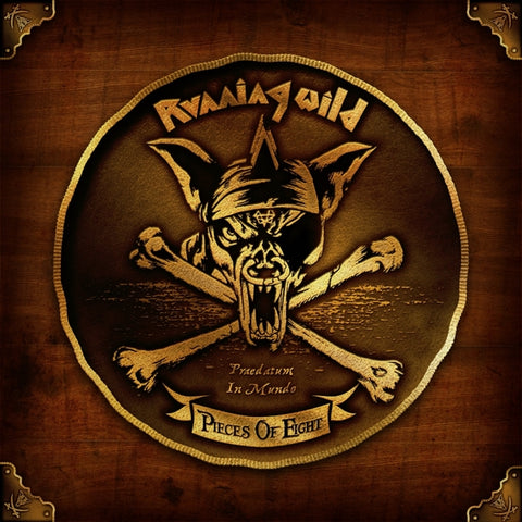 Running Wild - Pieces Of Eight
