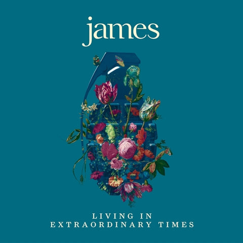 James - Living In Extraordinary..
