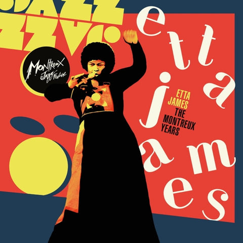 Etta James - Montreux Years