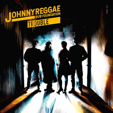 Johnny Reggae Rub Foundat - Trouble