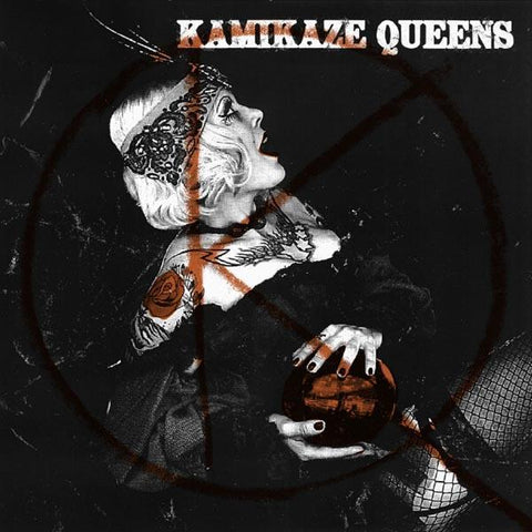 Kamikaze Queens - Voluptuous Panic