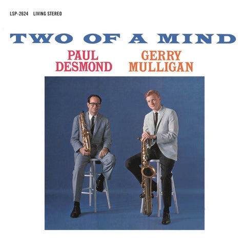Paul/Gerry Mulli Desmond - Two Of A Mind
