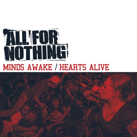 All For Nothing - Minds Awake / Hearts..
