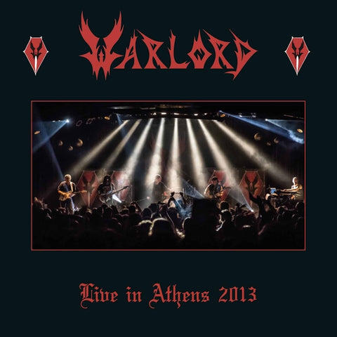 Warlord - Live In..
