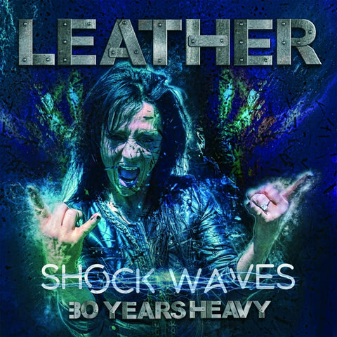 Leather - Shock Waves:..
