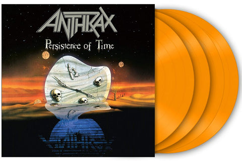 Anthrax - Persistence (30th Anniversary Edition) (4 LPs)
