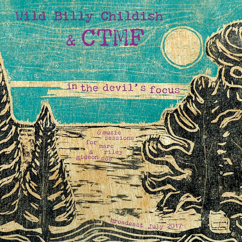 Wild Billy Childish & Ctm - In The Devil's..