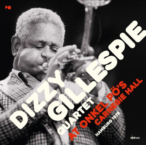 Dizzie Gillespie Quarte - At Onkel..
