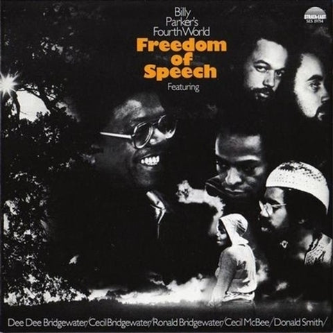 Billy Parker Fourth Wor - Freedom Of Speech
