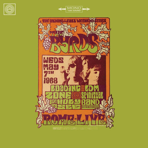 Byrds - Live In Rome 1968