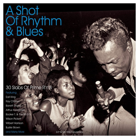 V/A - Shot Of Rhythm & Blues