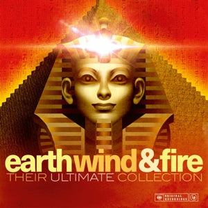 Earth Wind & Fire - Their Ultimate Collection (LP)
