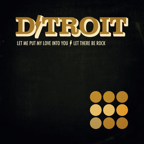 D/Troit - Let Me Put My Love In..