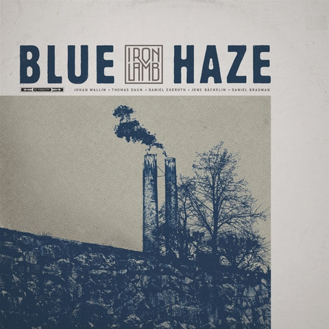 Iron Lamb - Blue Haze