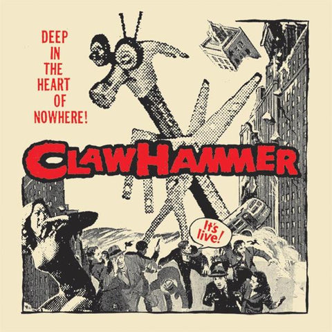 Claw Hammer - Deep In The Heart Of..
