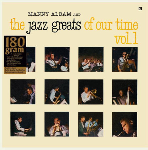 Manny Albam - Jazz Greats Of Our..