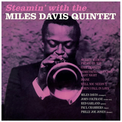 Miles Davis Quintet - Steamin' With The..