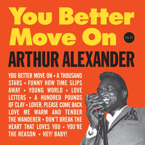 Arthur Alexander - You Better Move On