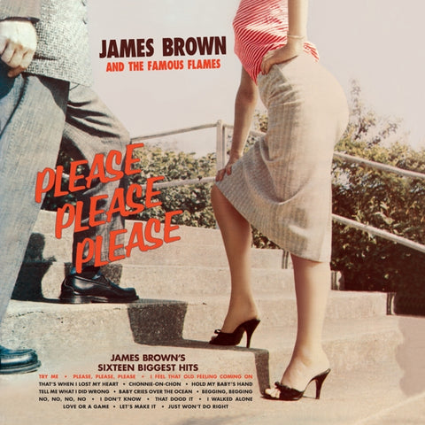 James Brown & The Famous Flames - Please Please Please