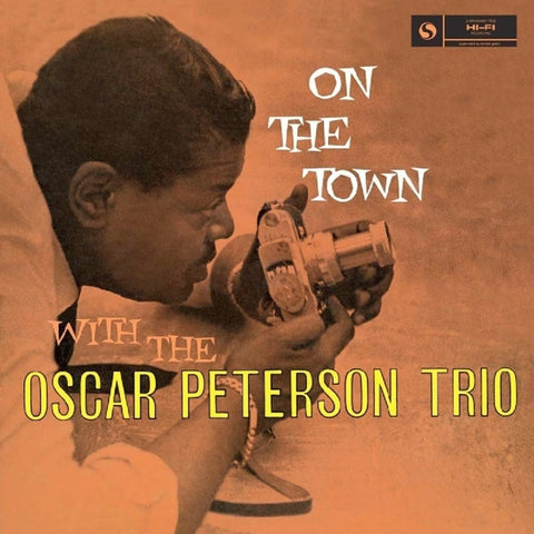 Oscar Peterson Trio - On The Town