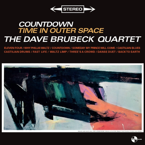 Dave Brubeck Quartet - Countdown Time In Outer..