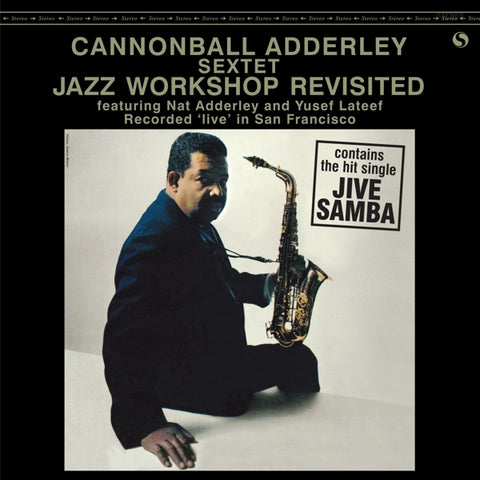 Cannonball Adderley Sex - Jazz Workshop..