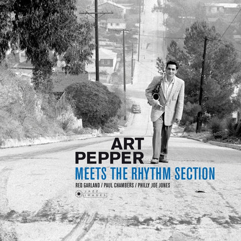 Art Pepper - Art Pepper Meets The..