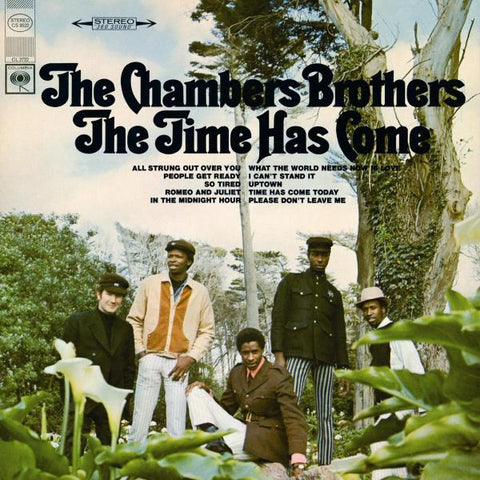 Chambers Brothers - Time Has Come