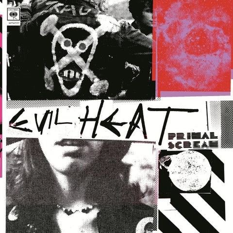 Primal Scream - Evil Heat