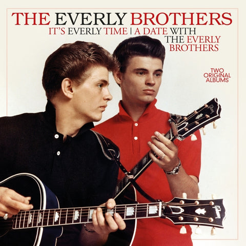 Everly Brothers - It's Everly Time/A Date..