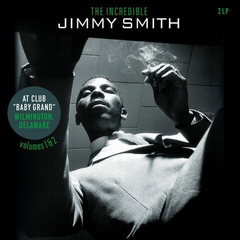 "Jimmy Smith - At Club ""Baby Grand"".."