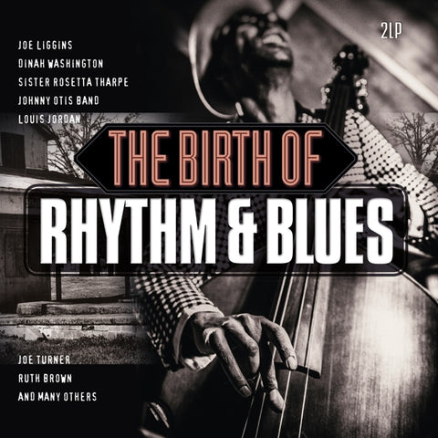 V/A - Birth Of Rhythm & Blues