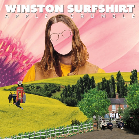 Winston Surfshirt - Apple Crumble