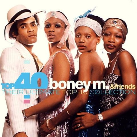 Boney M. & Friends - Their Ultimate Collection (LP)