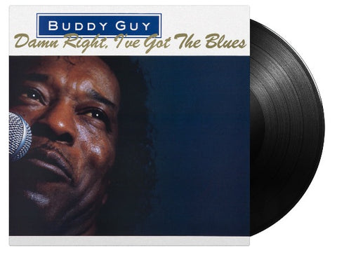 Buddy Guy - Damn Right I've Got The Blues  (LP)