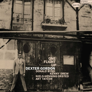 Dexter Gordon - One Flight Up  (LP)